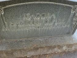 Isadora <I>Haskell</I> Clark