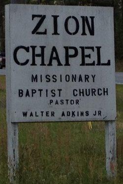 Zion Chapel MBC Cemetery