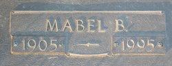 Mabel Belle <I>Peasley</I> Folks