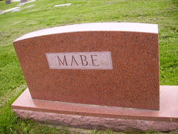 """Luther B. """"Jack"""" Mabe"""