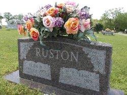 Dora D. <I>Almond</I> Ruston