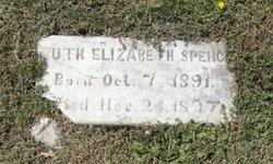 Ruth Elizabeth Spence