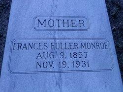 Frances <I>Fuller</I> Monroe