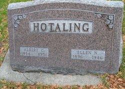 Ellen Nellie <I>Ireland</I> Hotaling