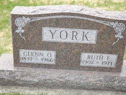 Glenn O York