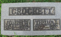Joseph W. Crockett