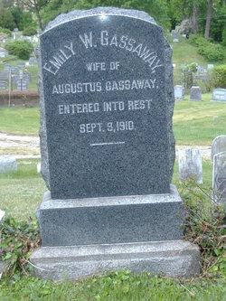 Mrs Emily Welch <I>Whittington</I> Gassaway
