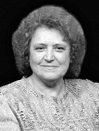 Mary Jean <I>Cuddington</I> Mooring