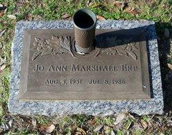 Jo Ann <I>Marshall</I> Erp