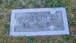 Andrus Leroy Coleman