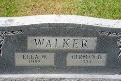 Ella W. Walker