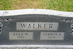 German B. Walker