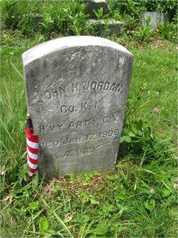 John H. Jordan