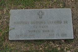 Thomas Brooks Alford, Sr