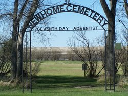 New Home Seventh-Day Adventist Cemetery