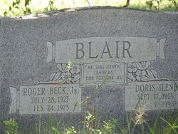 Roger Beck Blair, Jr