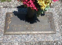 """Onita """"Nita"""" <I>Daniels</I> Beale"""
