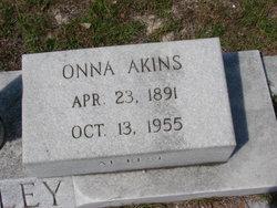 Onna Ophelia <I>Akins</I> Beasley