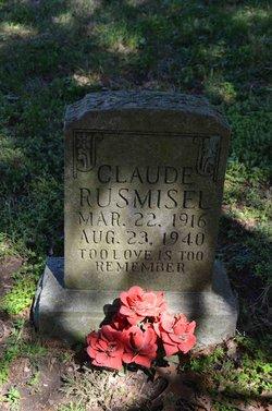 Claude Preston Rusmisel