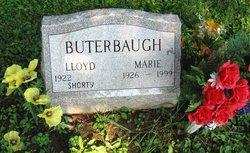 """Fay """"Marie"""" <I>Lydick</I> Buterbaugh"""