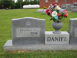 Delphia <I>Webb</I> Daniel