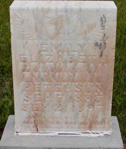 Emily Elizabeth Peterson