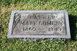 """Matthew """"Matt"""" Comley"""