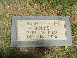 """Robert E. Lee """"Lee"""" Boles"""
