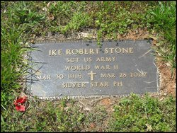 Ike Robert Stone