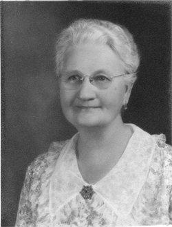 Mary Elizabeth <I>Ellis</I> Evers