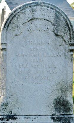 Frank H Adams