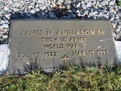 James M. Anderson, Sr