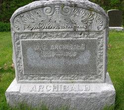 William F Archibald