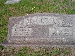Myrtie A Brosette