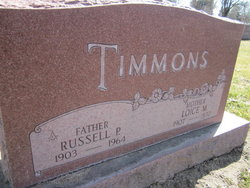 Russell P Timmons