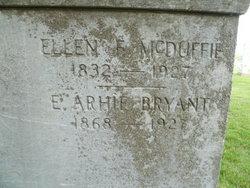Ellen Fields <I>McDuffie</I> Bryant