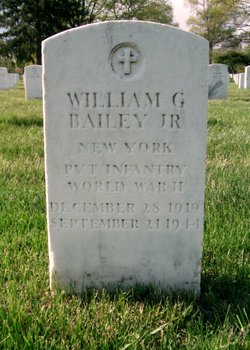 William G Bailey, Jr
