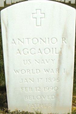 Antonio R Agcaoili
