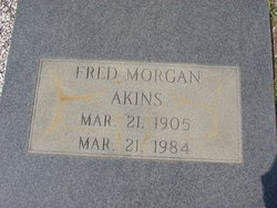 Fred Morgan Akins