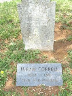 Hiram Alexander Correll