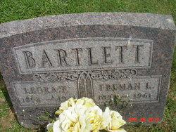 Freeman Leo Bartlett