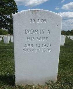 Doris Ann <I>Leeper</I> Carter