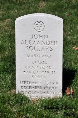 John Alexander Sollars