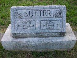 "Bartholomaeus ""Barth"" Sutter"