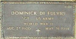 Dominick Di Fulvio
