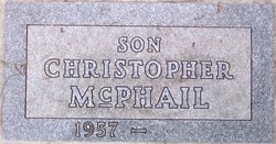 Christopher McPhail