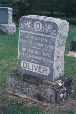 "Columbus ""Christofer Columbus"" Oliver"