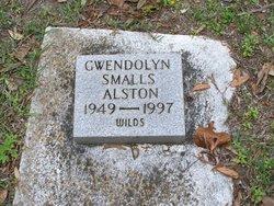 Gwendolyn <I>Smalls</I> Alston