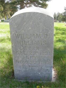 William David Williams (1838-1910) - Find A Grave Memorial