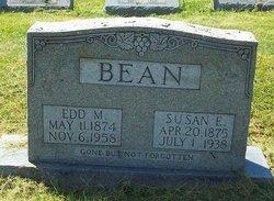 Susan E <I>Monroe</I> Bean